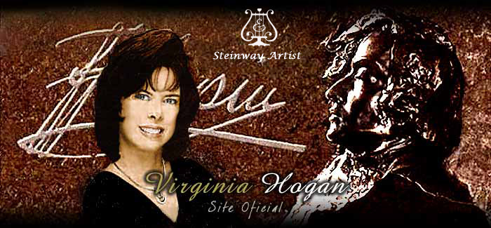 The Official Virginia Hogan Website
